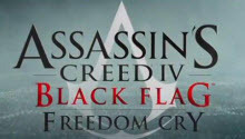 Freedom Cry - сюжетное дополнение Assassin's Creed 4 - выходит на следующей неделе