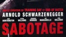 New Sabotage trailer features Arnold Schwarzenegger (movie)
