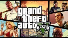 Second Grand Theft Auto 5 trailer count down