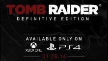 Игра Tomb Raider обзаведется версиями для Xbox One и PS4