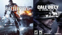 Call of Duty: Ghosts and Battlefield 4 have got new updates