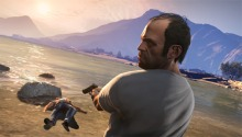 New awesome storytelling Grand Theft Auto 5 trailer