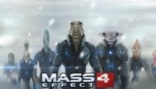 Появились новые подробности Mass Effect 4