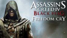 Freedom Cry DLC deviendra un jeu autonome