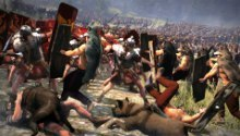 SEGA showed the Battle of the Teutoburg Forest in Total War: Rome 2 trailer