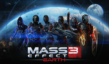 A new stage of the struggle for World in Mass Effect 3: Earth