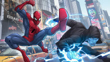 The Amazing Spider-Man 2 game will be released for mobile platforms (video)