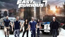 Fast & Furious 7 film has got new photos (Movie)