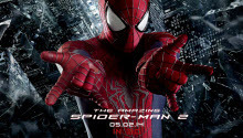The Amazing Spider-Man 2 trailer was presented (movie)