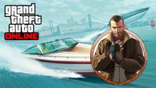 GTA 5 news: Niko Bellic, keen gamer kid and official update