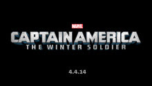 New Captain America: The Winter Soldier trailer and concept arts were presented (movie)