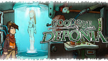 Say Goodbye Deponia on the 18th of the October (trailer)