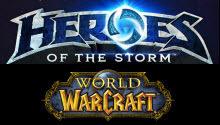 Heroes of the Storm game has got the first artwork, World of Warcraft loses fans