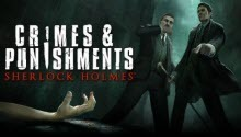 New Sherlock Holmes: Crimes & Punishments trailer was published